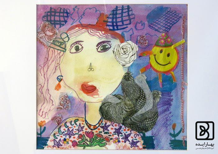نمایشگاه من و اسطوره-پاییز 98